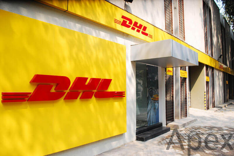 Interior Design Project Dhl Pan India