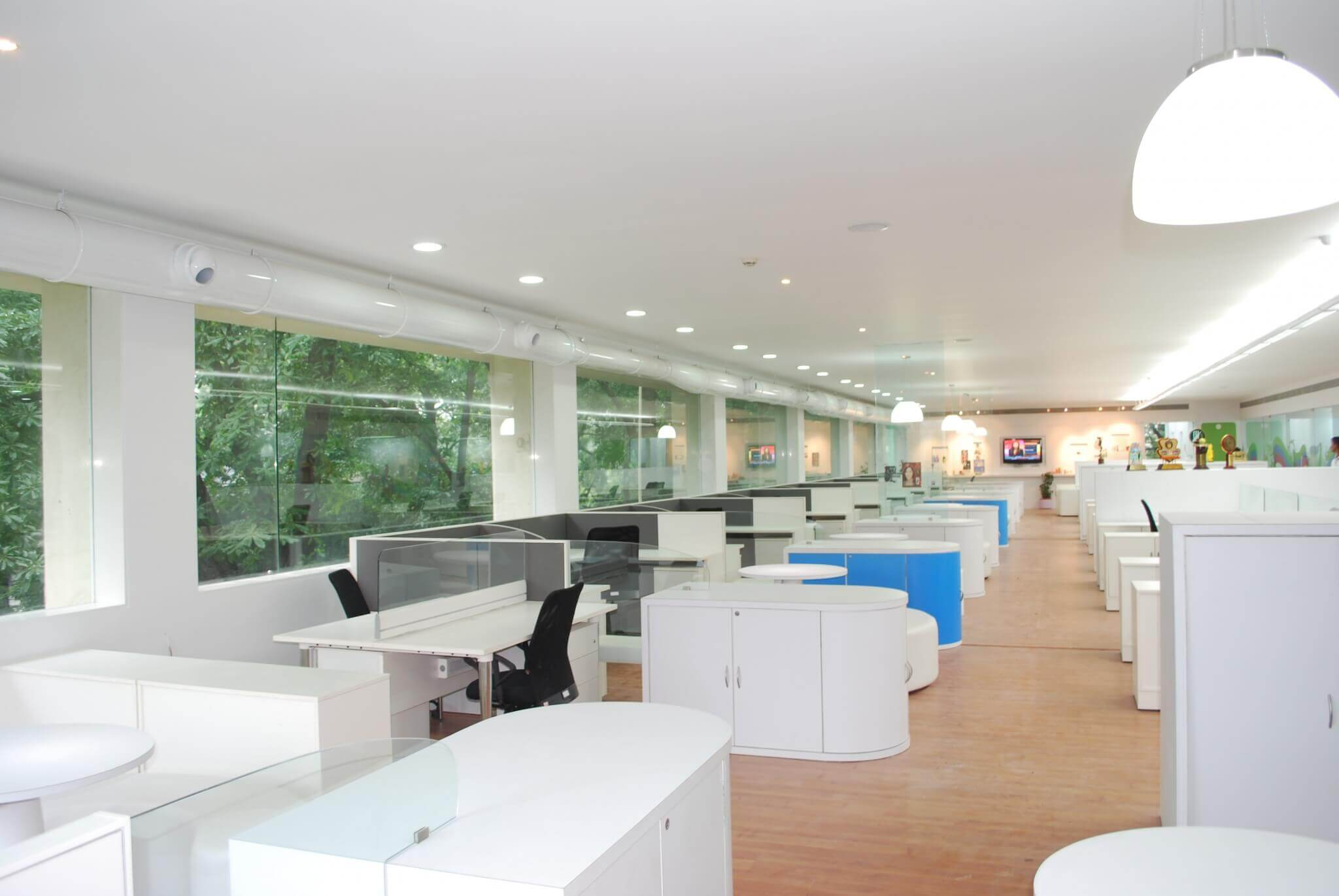 GCPL Vikhroli Mumbai Office Interior Costs