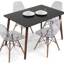 Konrad_DSW_4_Seater_Dining_Set_Black_Clear_01_Untitled-2