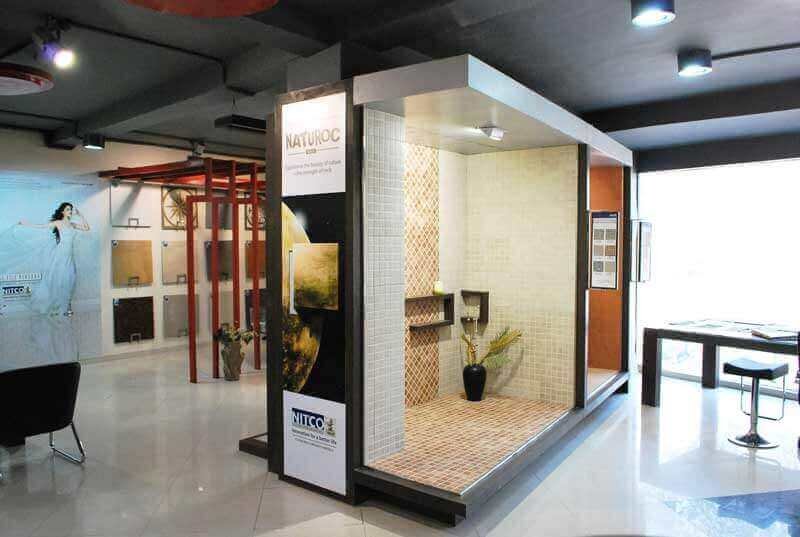 nitco regional offices and showrooms apex projects interior design tiles showroom - Interior Design Tiles Showroom