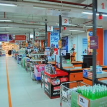 Big Bazaar Thane - Retail interior