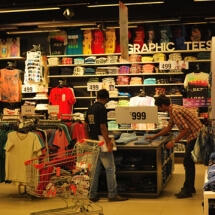 Big Bazaar Thane - Men's Casuals