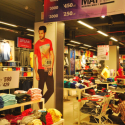 Big Bazaar Thane - Men's apparel