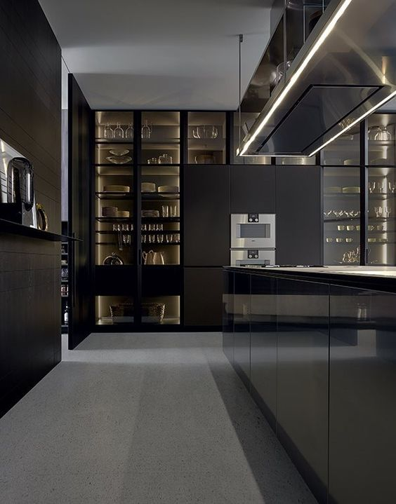 Contemporary Modern Kitchen