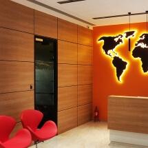 Expofreight office Interior Andheri Mumbai
